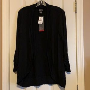Size M Maternity open front blouse/shawl